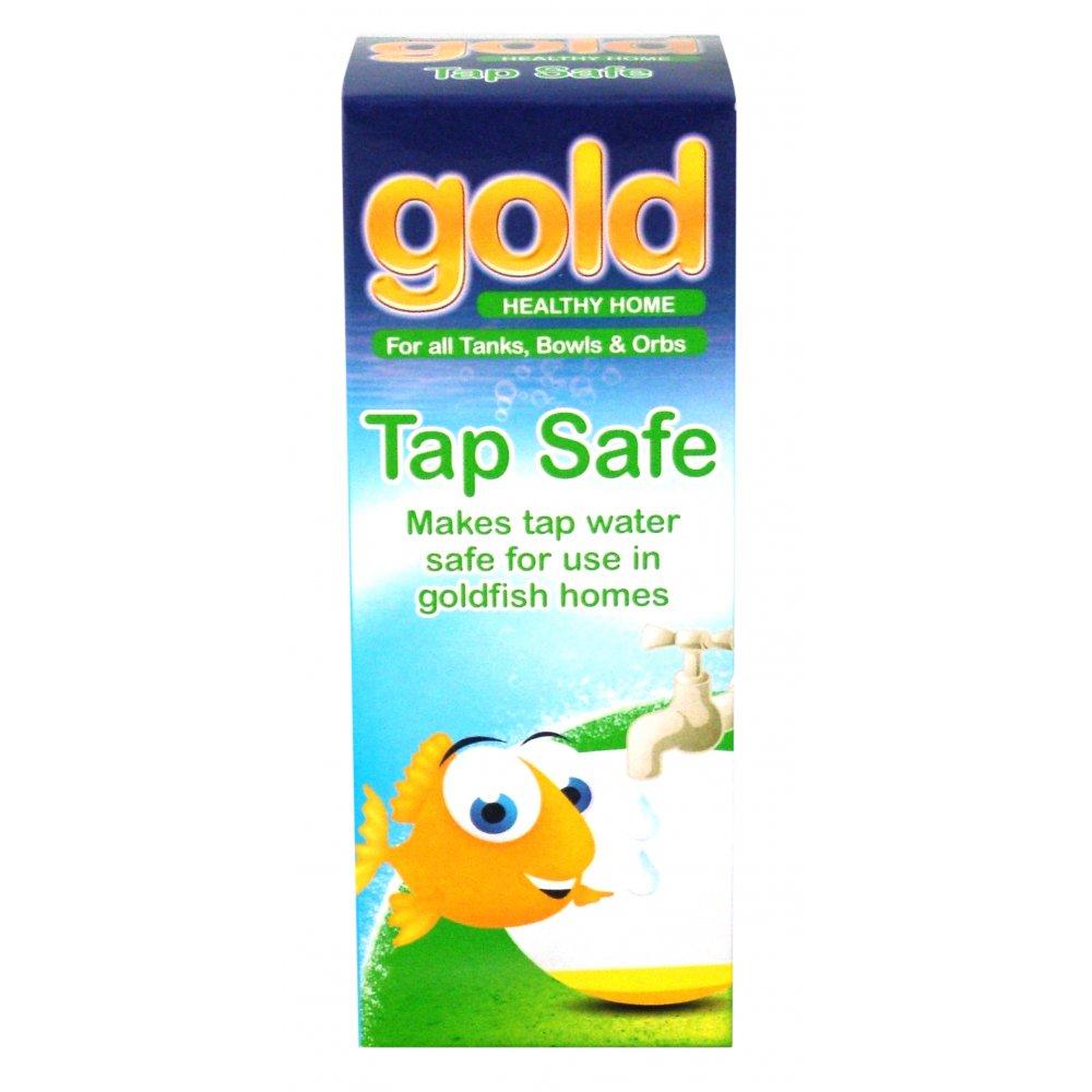 ... Aquarium Treatment ? Interpet Products Gold Aquarium Tap Safe 100ml