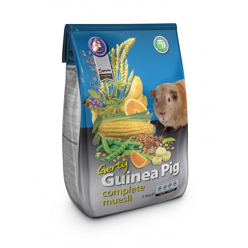Supreme Gerty Guinea Pig Complete Food 2.5kg