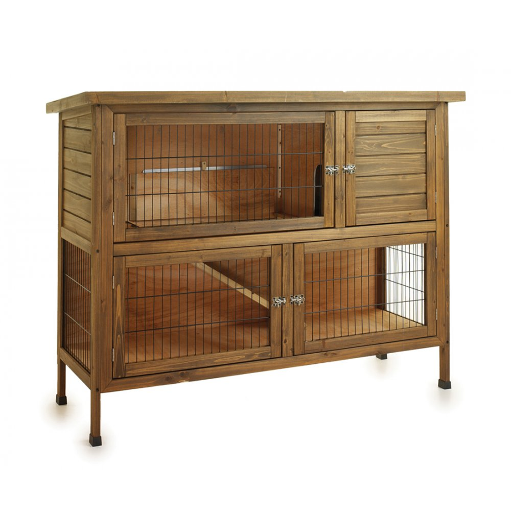 double rabbit hutch plans free download pdf woodworking