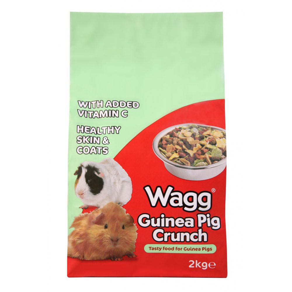 Wagg Foods Complete Guinea Pig Crunch 2kg