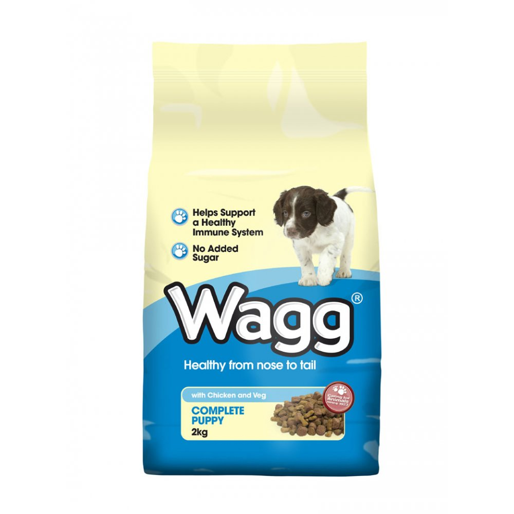 Wagg Complete Dog Food Kg