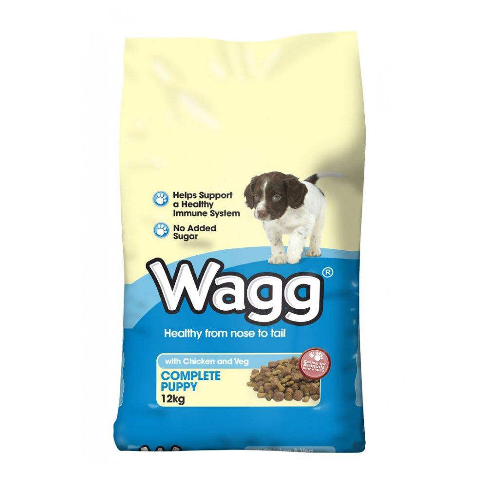 Wagg Dog Food Puppy