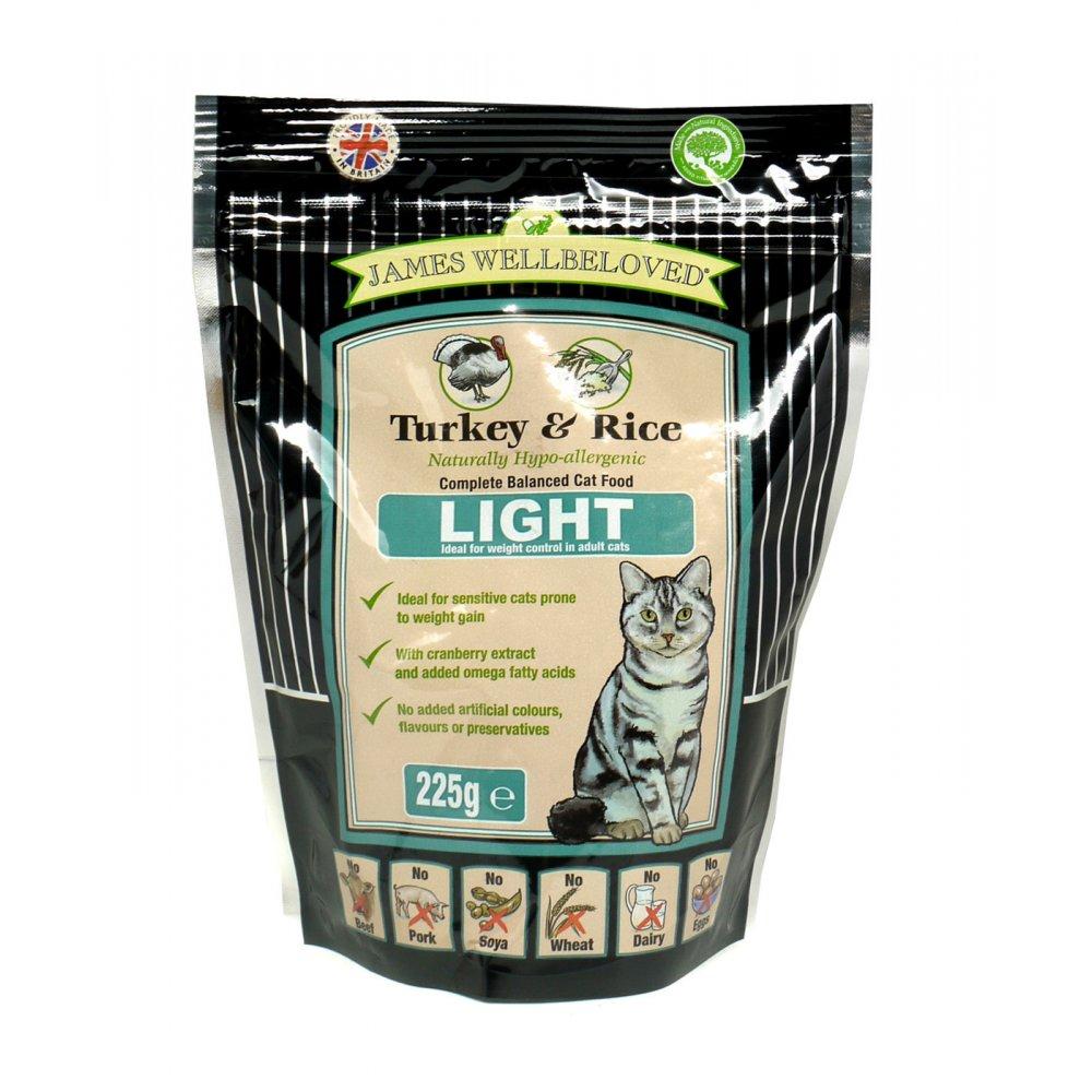 James Wellbeloved Complete Kitten Cat Food - Turkey & Rice