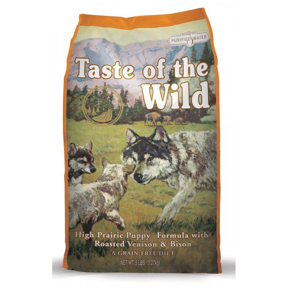 Taste Of The Wild Bison Dog Food