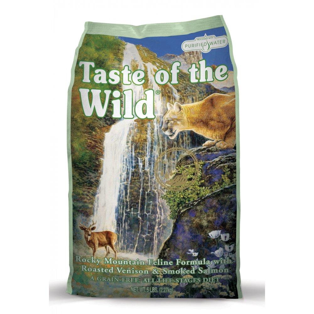 Cat › Cat Food › Adult Cat Food › Taste of the Wild Cat Food ...