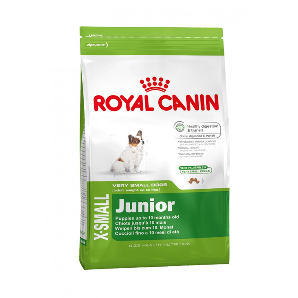 royal canin x small junior dog food. Black Bedroom Furniture Sets. Home Design Ideas