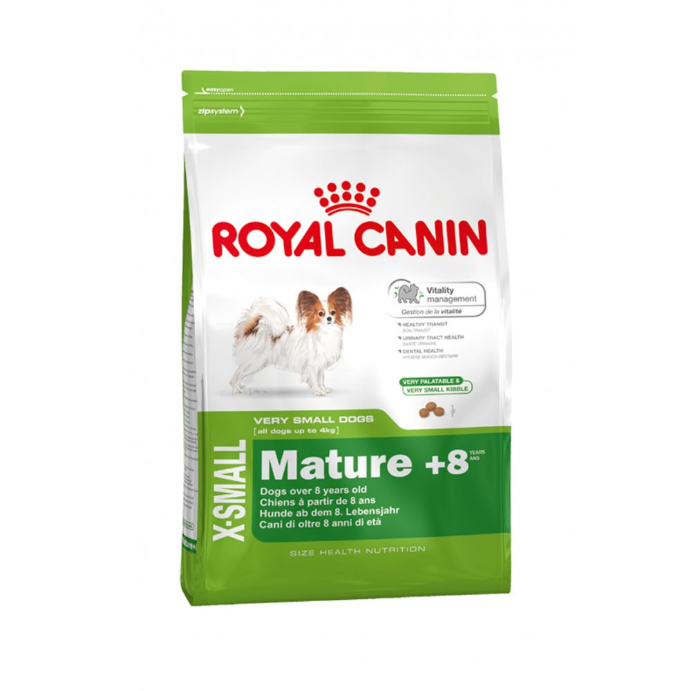 Royal Canin  Mature 8+ Extra Small Breed 1.5kg