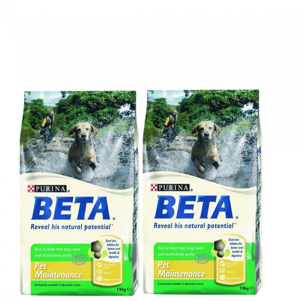 Beta Maintenance Dog Food Kg