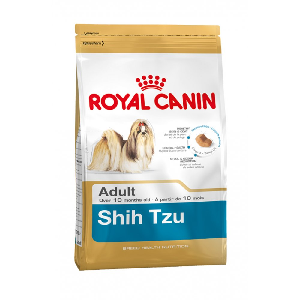 royal canin adult shih tzu dog food feedem. Black Bedroom Furniture Sets. Home Design Ideas