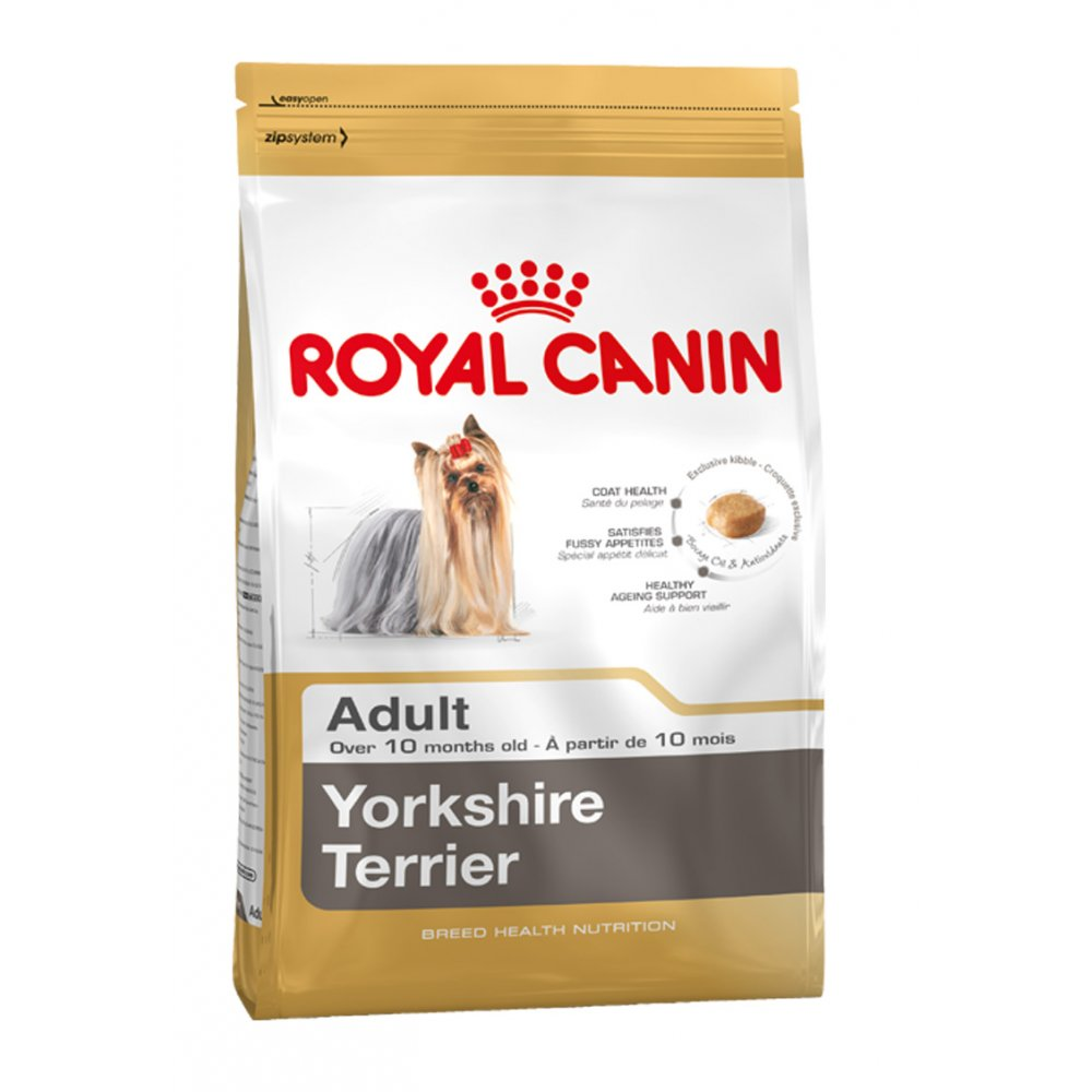 royal canin adult yorkshire terrier dog food feedem. Black Bedroom Furniture Sets. Home Design Ideas