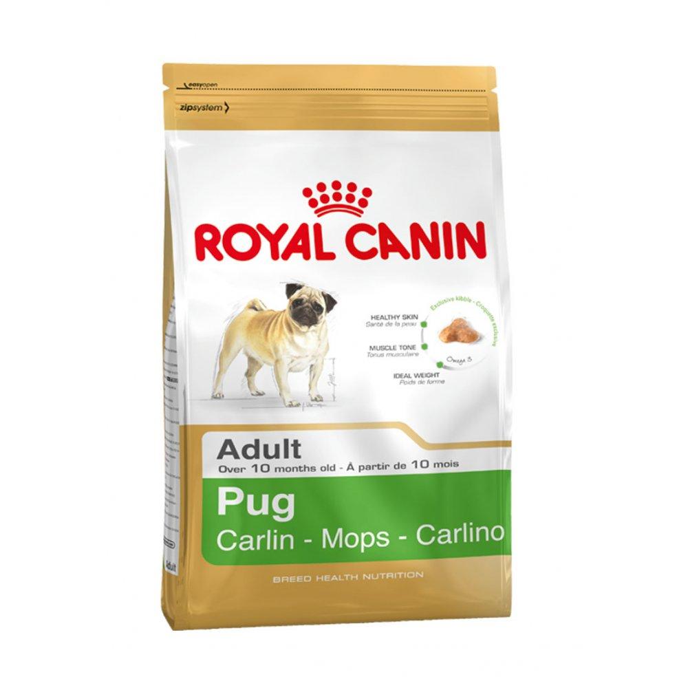 royal canin adult pug dog feedem. Black Bedroom Furniture Sets. Home Design Ideas