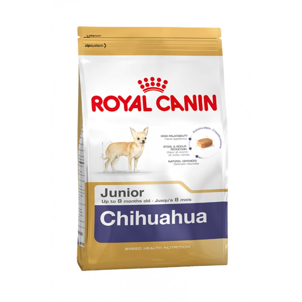 royal canin chihuahua junior feedem. Black Bedroom Furniture Sets. Home Design Ideas