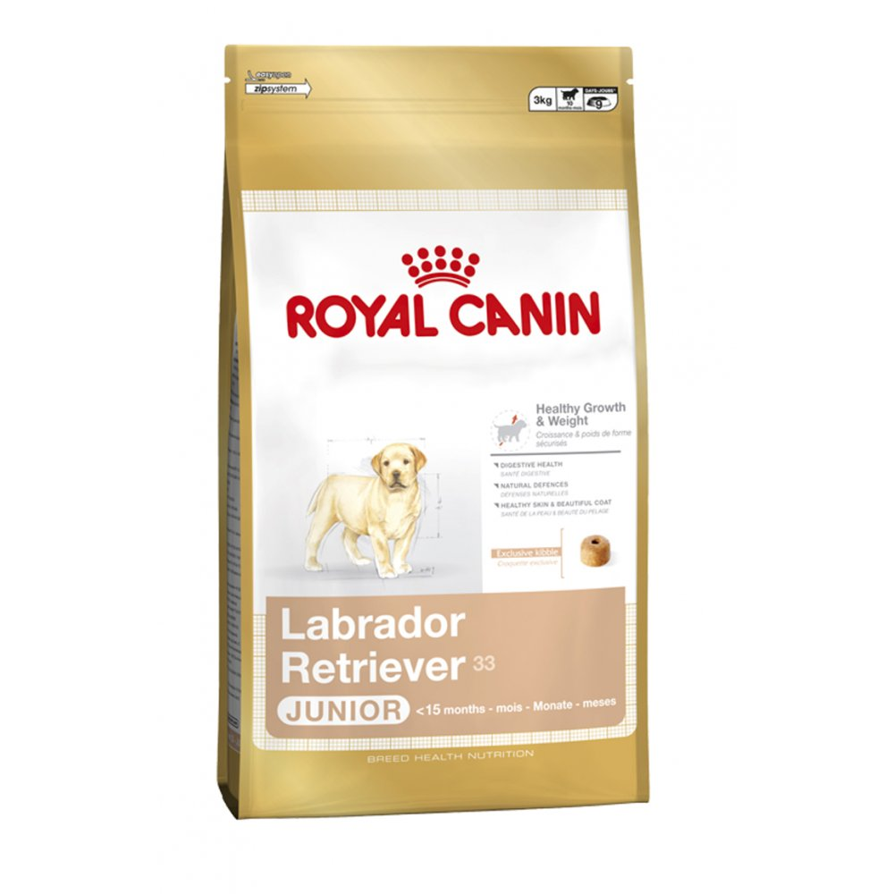 royal canin labrador retriever junior dog food 3kg feedem. Black Bedroom Furniture Sets. Home Design Ideas