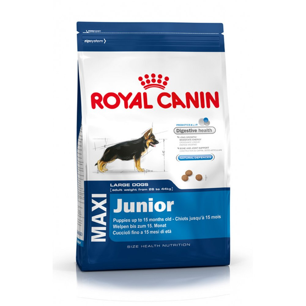 Royal Canin Maxi Junior Complete Dog Food With Poultry Kg