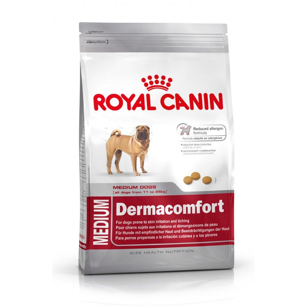 Royal Canin Dermacomfort 24 Medium Dogs - 3kg