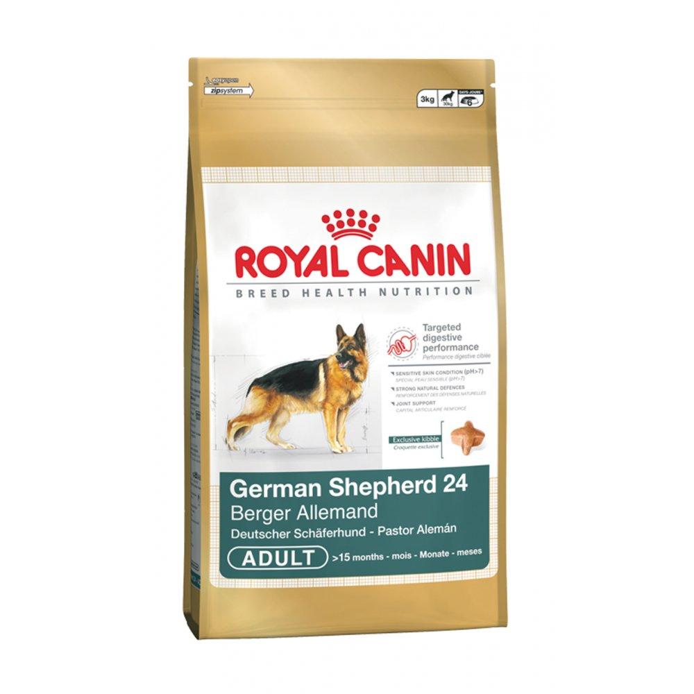 royal canin german shepherd adult 24 12kg feedem. Black Bedroom Furniture Sets. Home Design Ideas