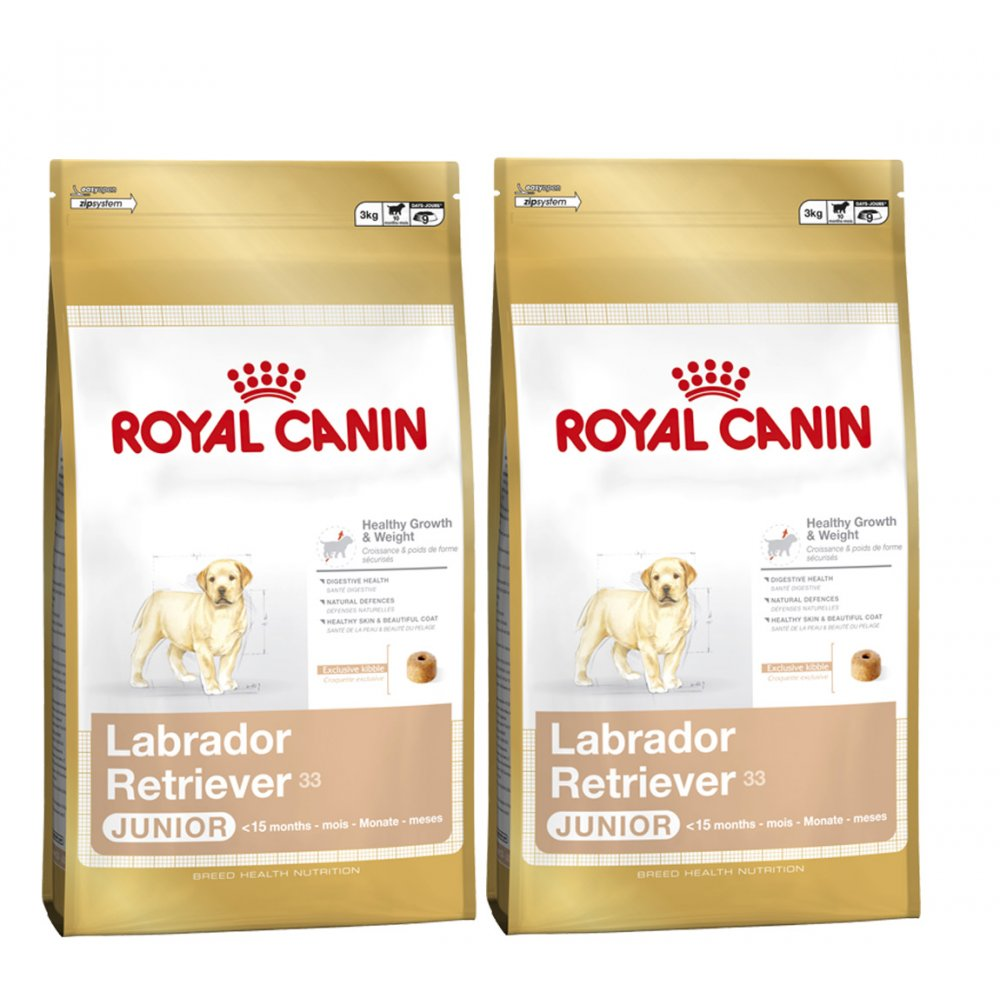 royal canin labrador retriever junior dog food 2x12kg feedem. Black Bedroom Furniture Sets. Home Design Ideas