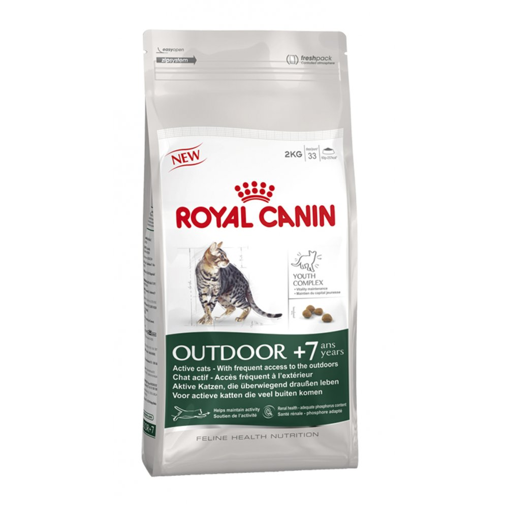 Royal Canin Outdoor Cat Food