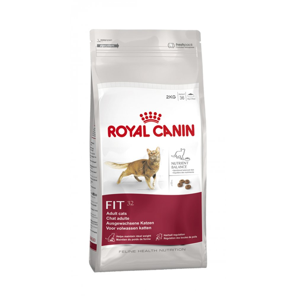 Royal Canin Fit 32 Complete Cat Food 4kg