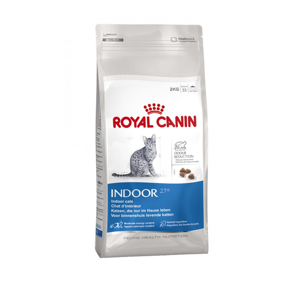 Royal Canin Indoor Long Hair 35 Cat Food 4kg