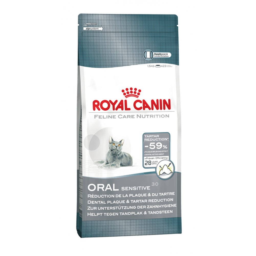 Royal Canin Feline Oral Sensitive 30 Cat Food 8kg