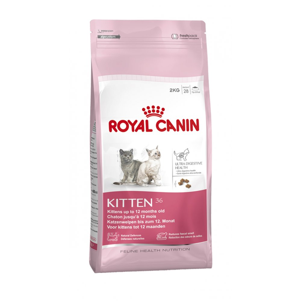Royal Canin Kitten 36 Complete Cat Food 10kg