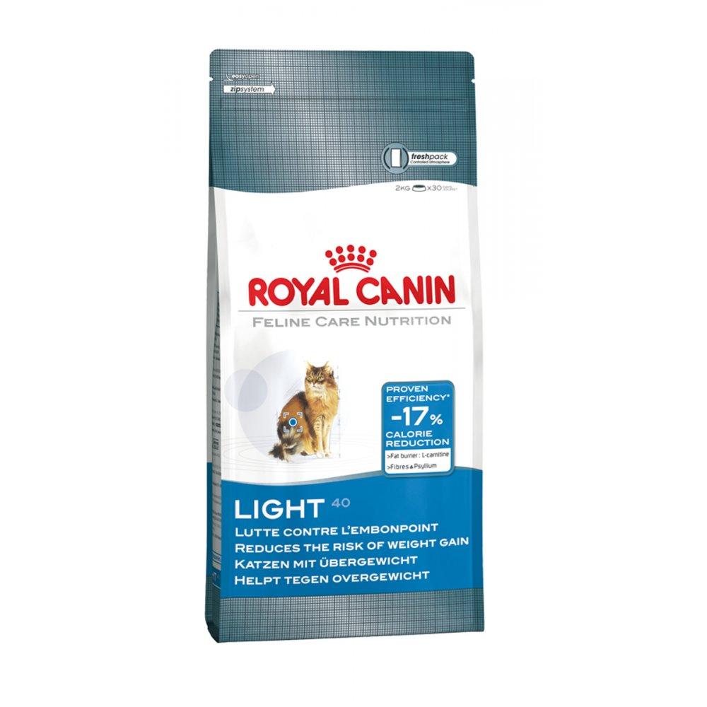 Royal Canin Light 40 Cat Food 10kg