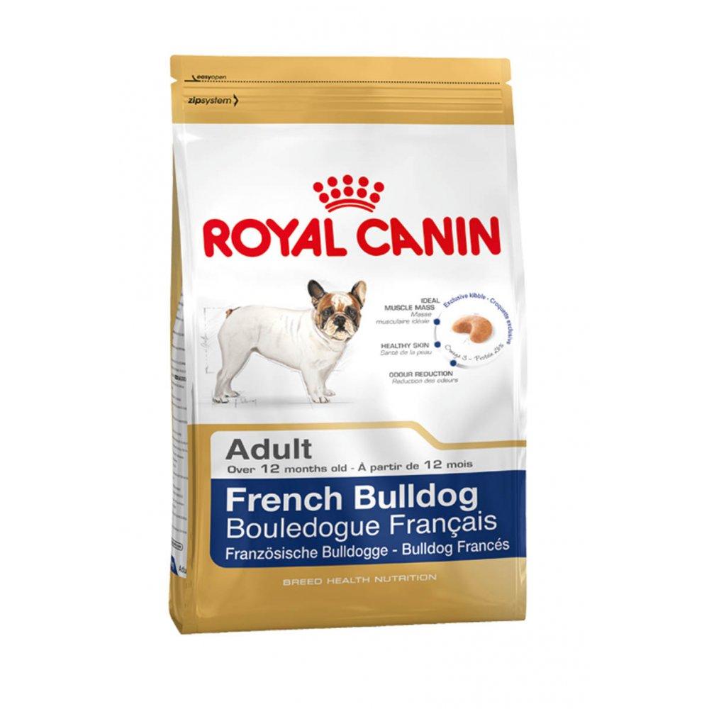royal canin french bulldog complete food 3kg feedem. Black Bedroom Furniture Sets. Home Design Ideas