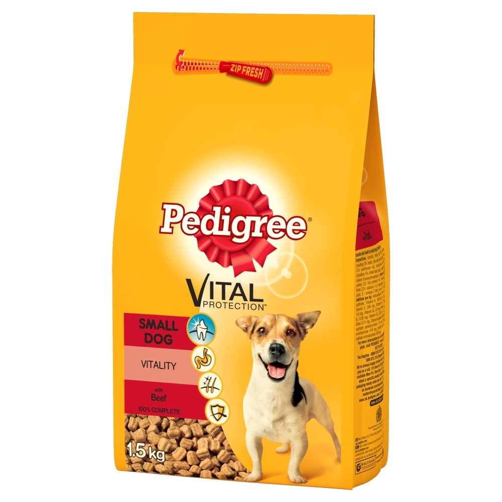 Is Pedigree Can Food Good For Dogs