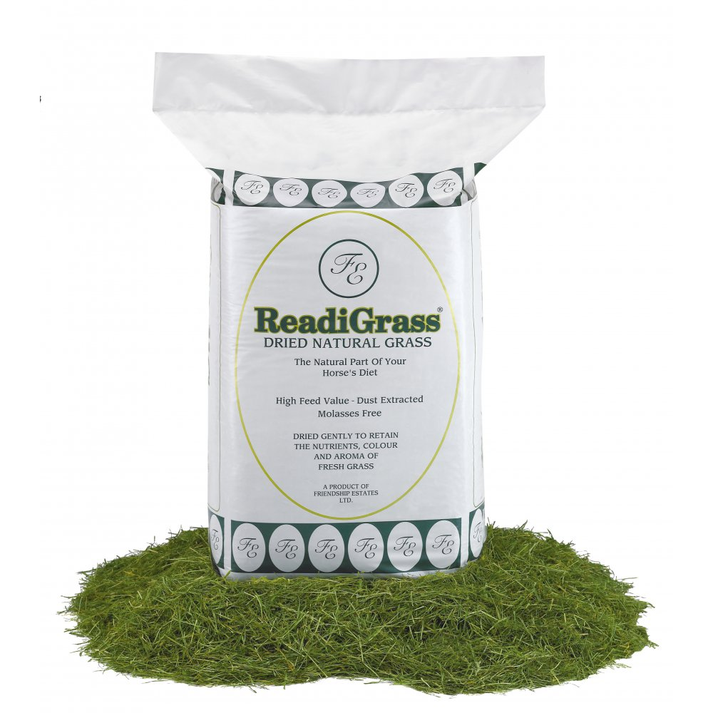Feed: Friendship Estates ReadiGrass Natural Grass Horse Feed