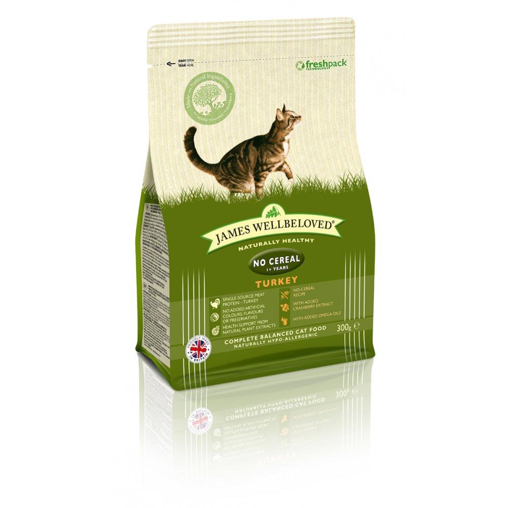 James Wellbeloved No Cereal Cat Food