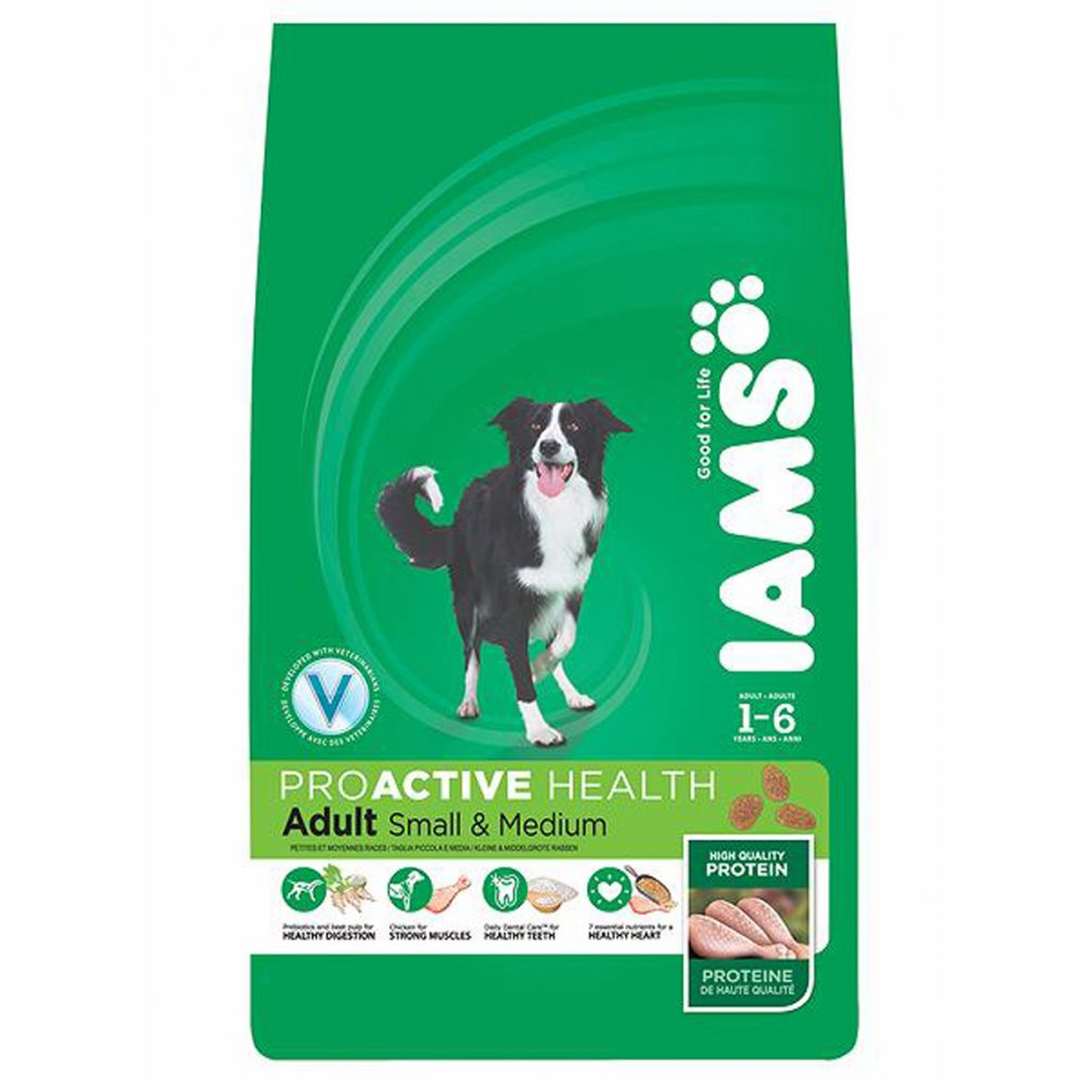 Iams New Dog Food