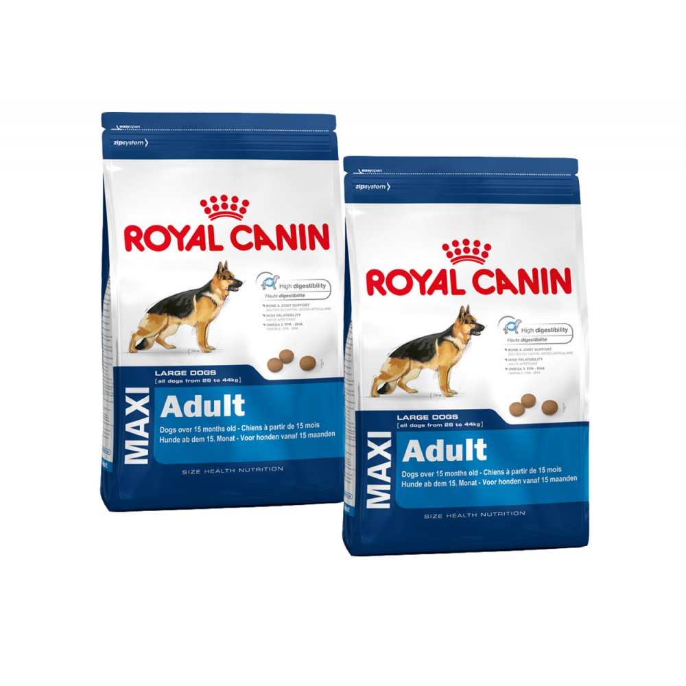 royal canin maxi adult 5 dog food 2 x 15kg feedem. Black Bedroom Furniture Sets. Home Design Ideas