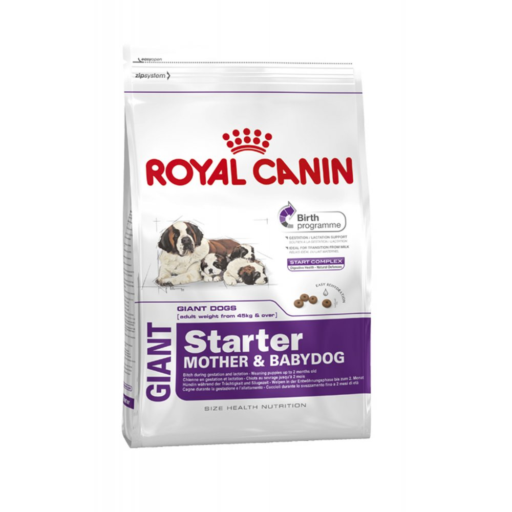 buy royal canin giant starter dog food 15kg. Black Bedroom Furniture Sets. Home Design Ideas