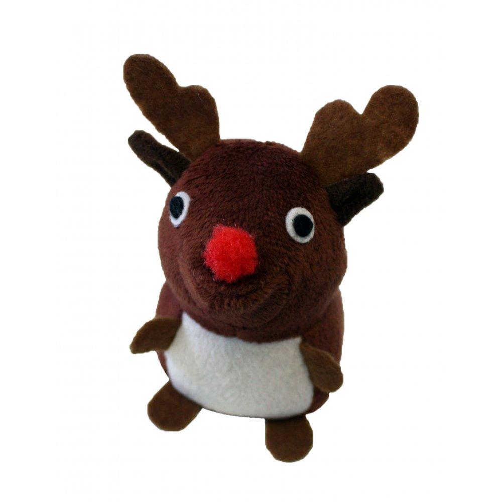 buy happypet festive shaking reindeer cat toy. Black Bedroom Furniture Sets. Home Design Ideas