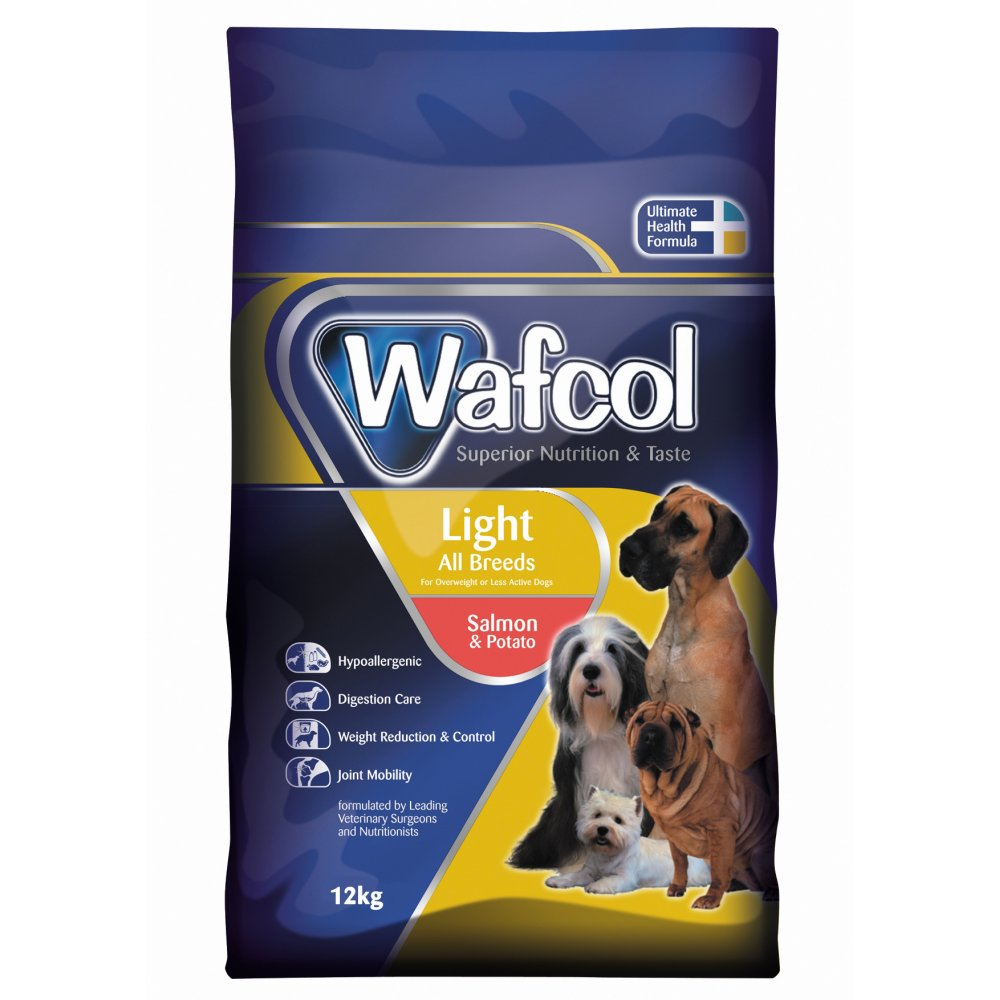 Hypoallergenic Salmon And Potato Dog Food