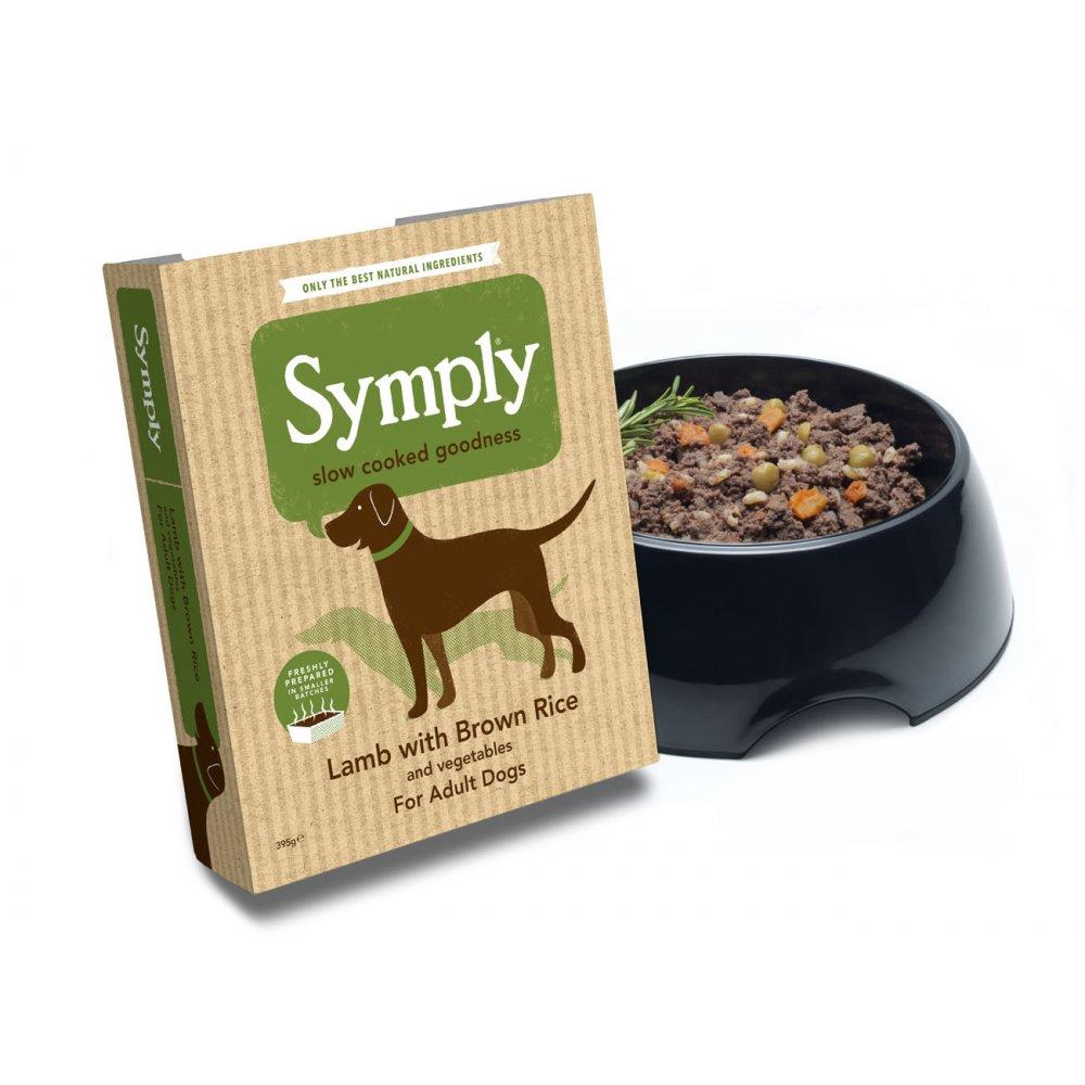 Symply Dog Food Vouchers