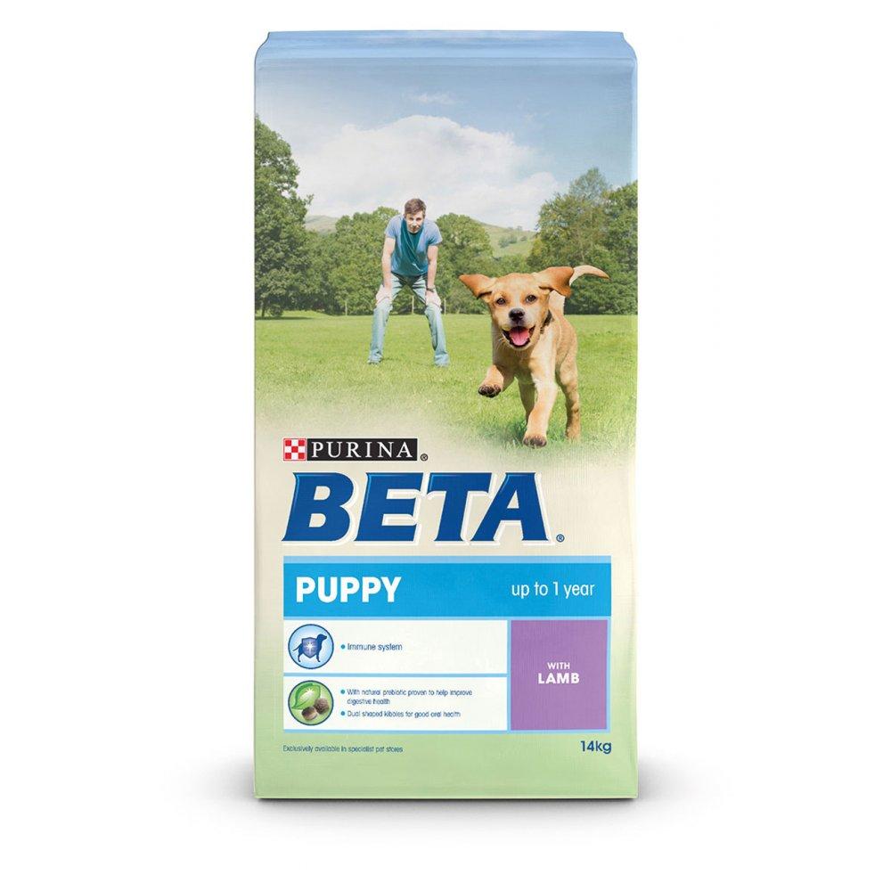 Beta Junior Dog Food