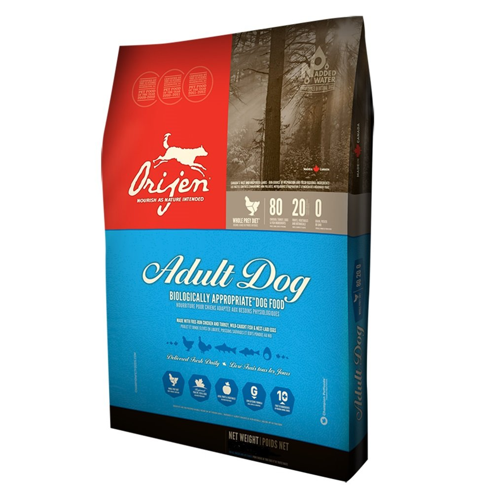 Is Orijen Dog Food Grain Free