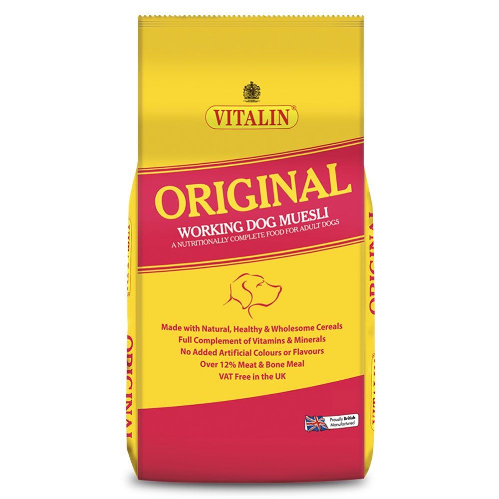 Vitalin Adult Dog Food Free Delivery