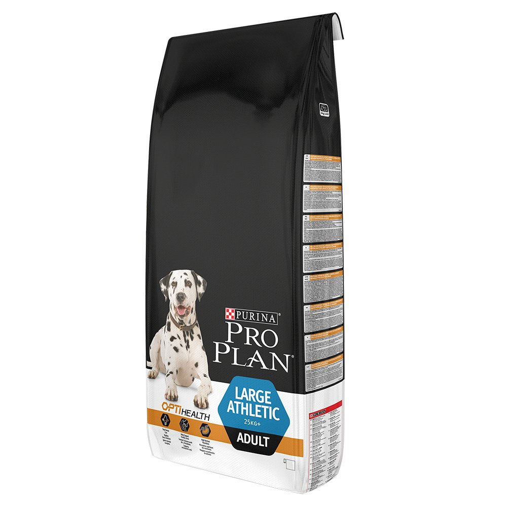 Pro Plan Dog Large Adult Athletic with OPTIHEALTH Chicken