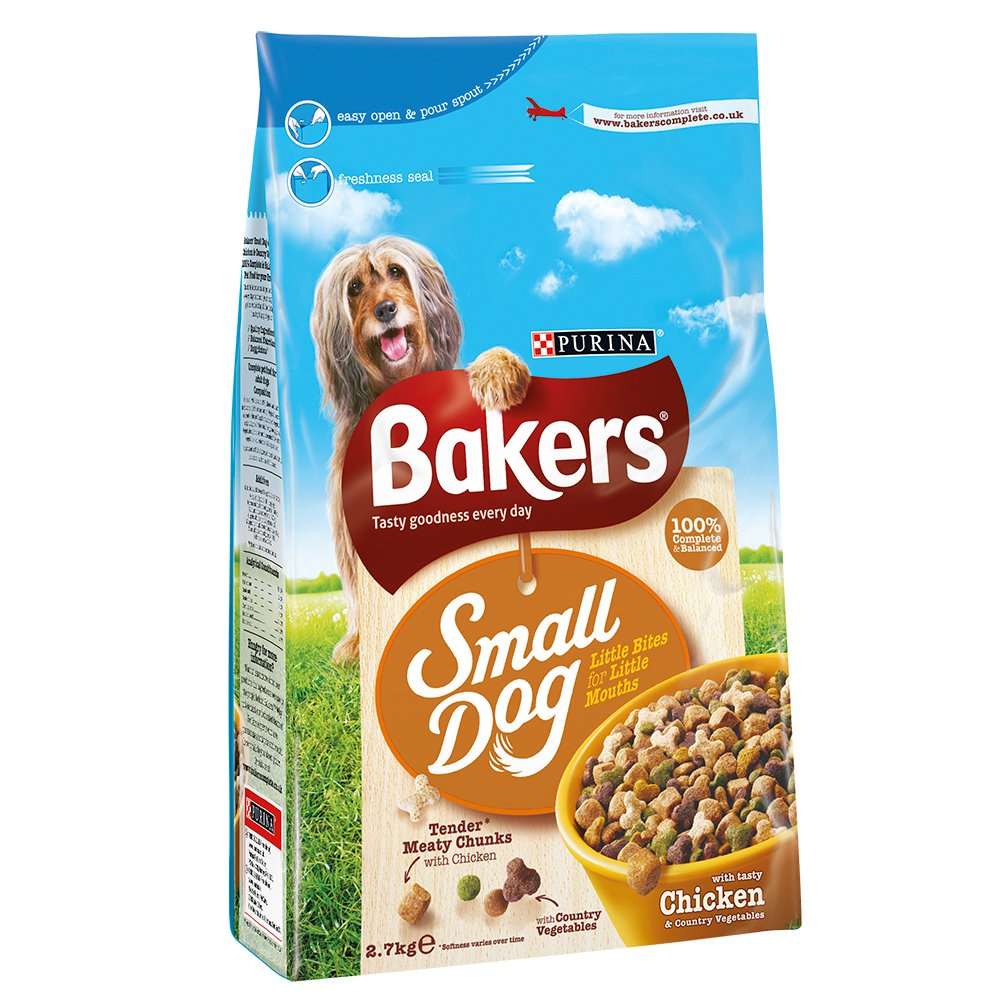 Bakers Complete Small Dog Food