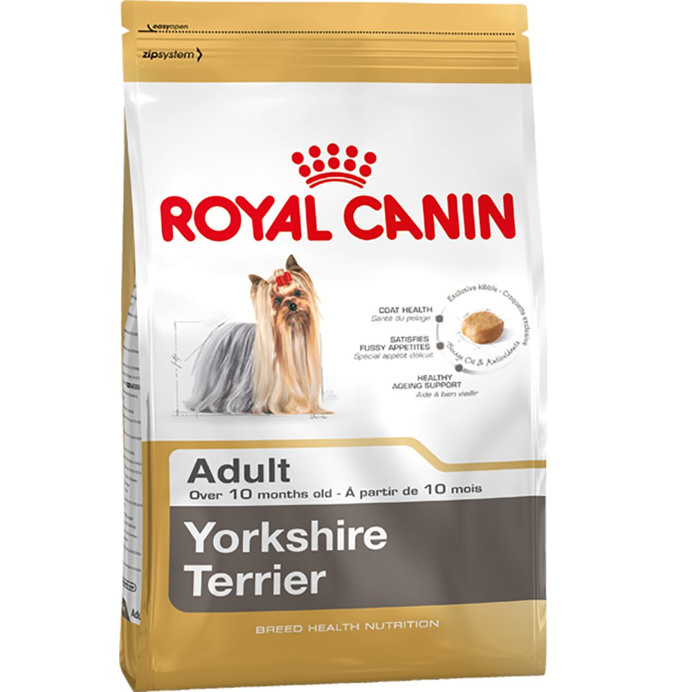 royal canin yorkshire terrier adult dog food feedem. Black Bedroom Furniture Sets. Home Design Ideas