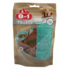 Chicken Fillets Pro Breath Dog Treat Small
