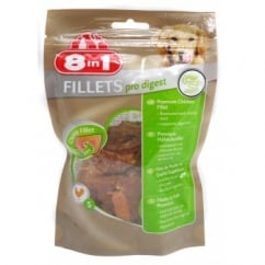 Chicken Fillets Pro Digest Dog Treat Small