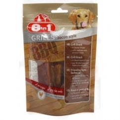 Grills Bacon Style Dog Treat 80gm