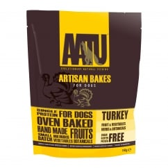 Artisan Bakes Turkey Dog Treats 150g