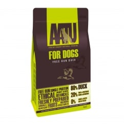 Free Run Duck 80/20 Adult Dog Food 10kg
