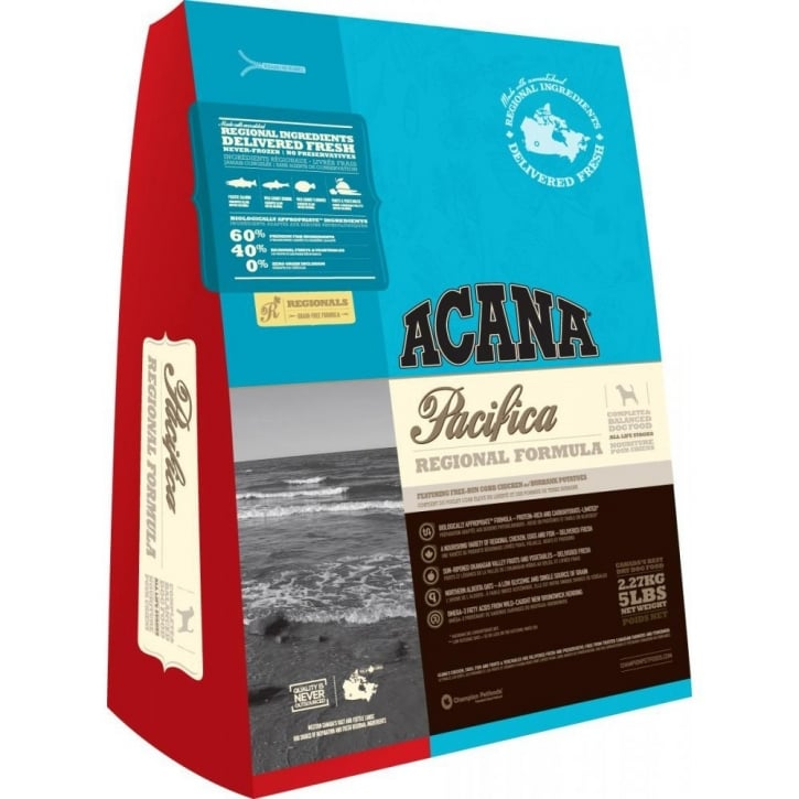 Acana Pacifica For Dogs of All Breeds and Sizes 6.8kg
