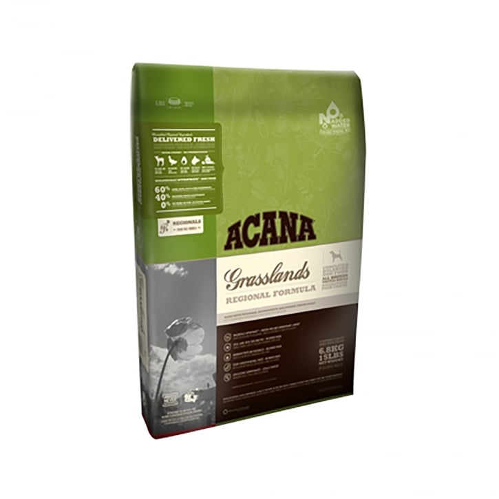 Acana Regionals Grasslands Adult Dog Food 11.4kg